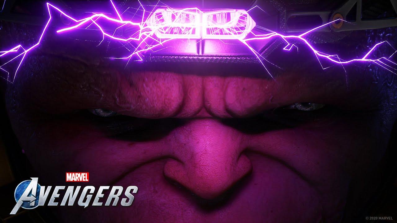 longez dans l'univers de Marvel's Avengers avec trois nouvelles vidéos – Games & Geeks