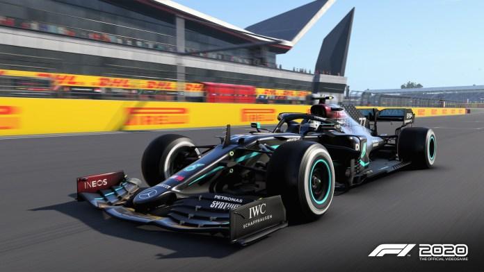 f1-2020-2-1024x576 F1 2020 - Enfin les livrées noires pour Mercedes