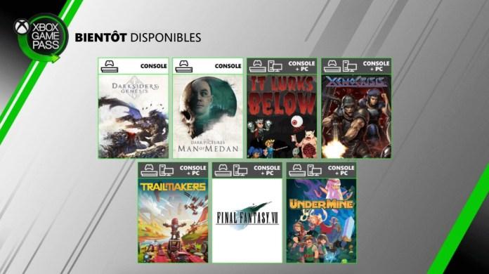 ComingSoon-1024x574 Xbox Game Pass - De nouveaux jeux en Août 2020