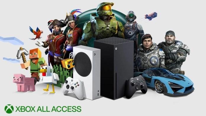 xbox-all-access Le Xbox All Access pour les Xbox Series X S