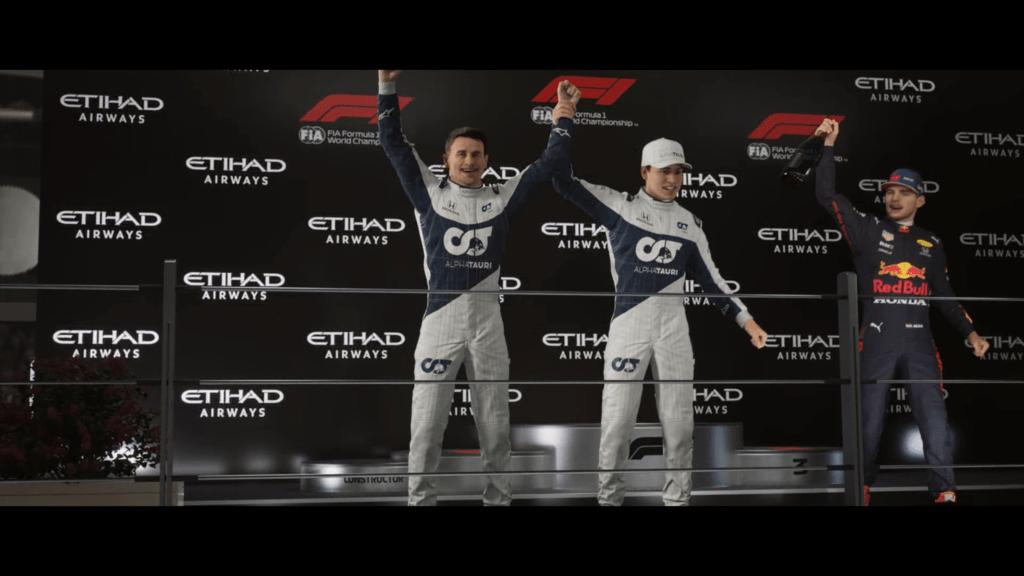 F1_2021_0022 Mon avis sur F1 2021 - Devient-il la référence de la licence??