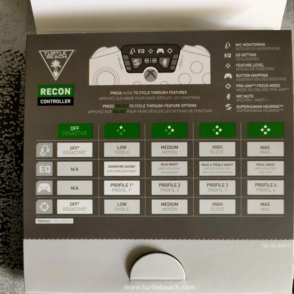 IMG20210902084316-1024x1024 Présentation de la manette Recon Controller de Turtle beach pour Xbox !