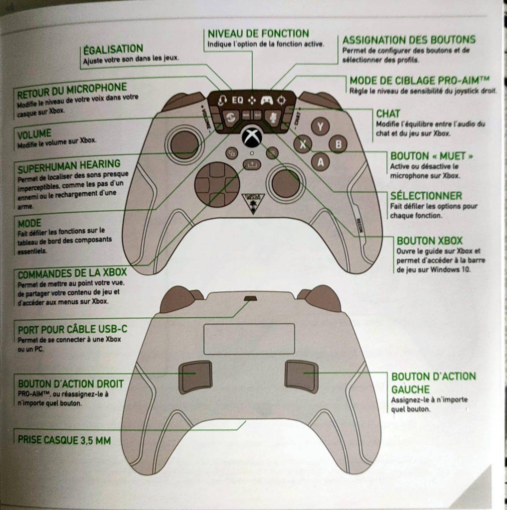 IMG20210902084426-1017x1024 Présentation de la manette Recon Controller de Turtle beach pour Xbox !