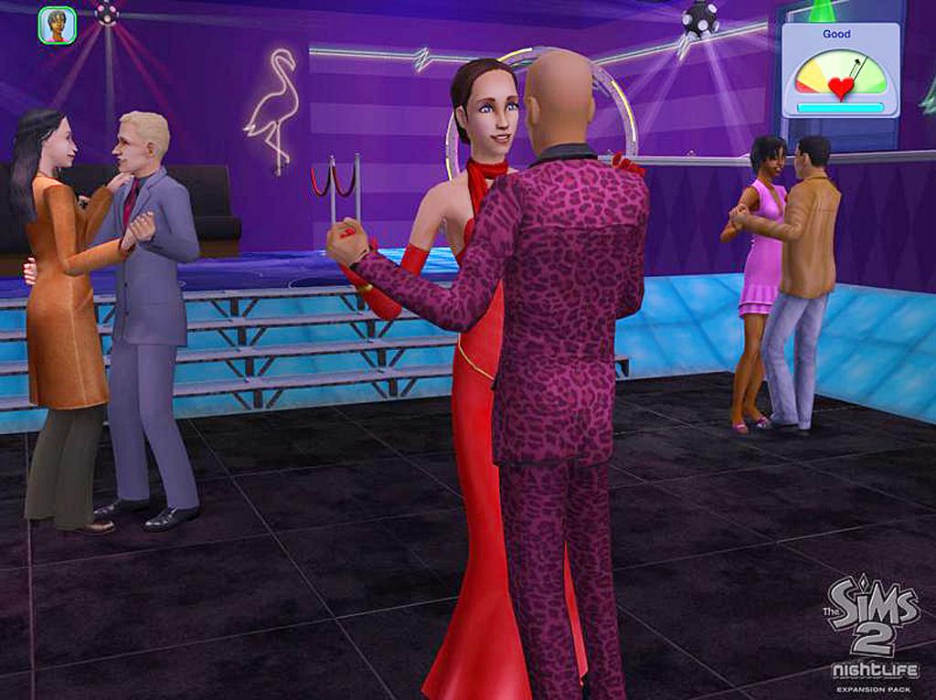 Die Sims 2 – Nightlife