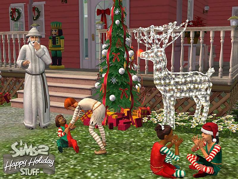 Die Sims 2 – Weihnachts-Pack