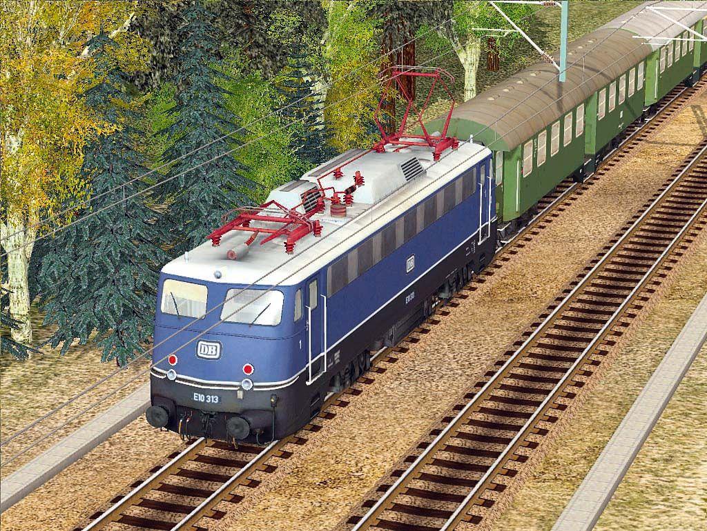 Eisenbahn Spiel