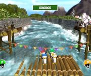 Yetisports Peguin Party Island4