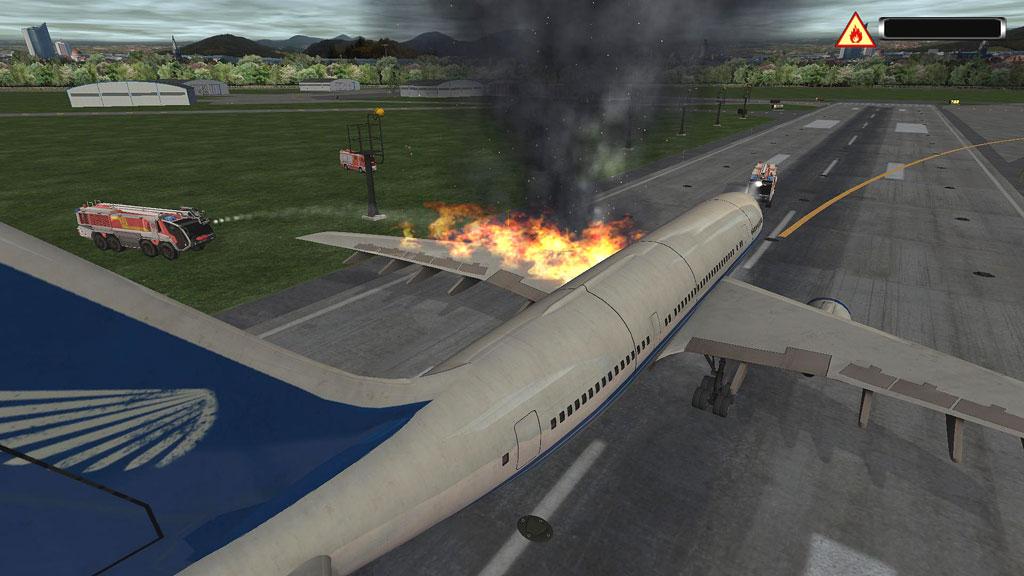 Flughafen-Feuerwehr-Simulator › Games-Guide