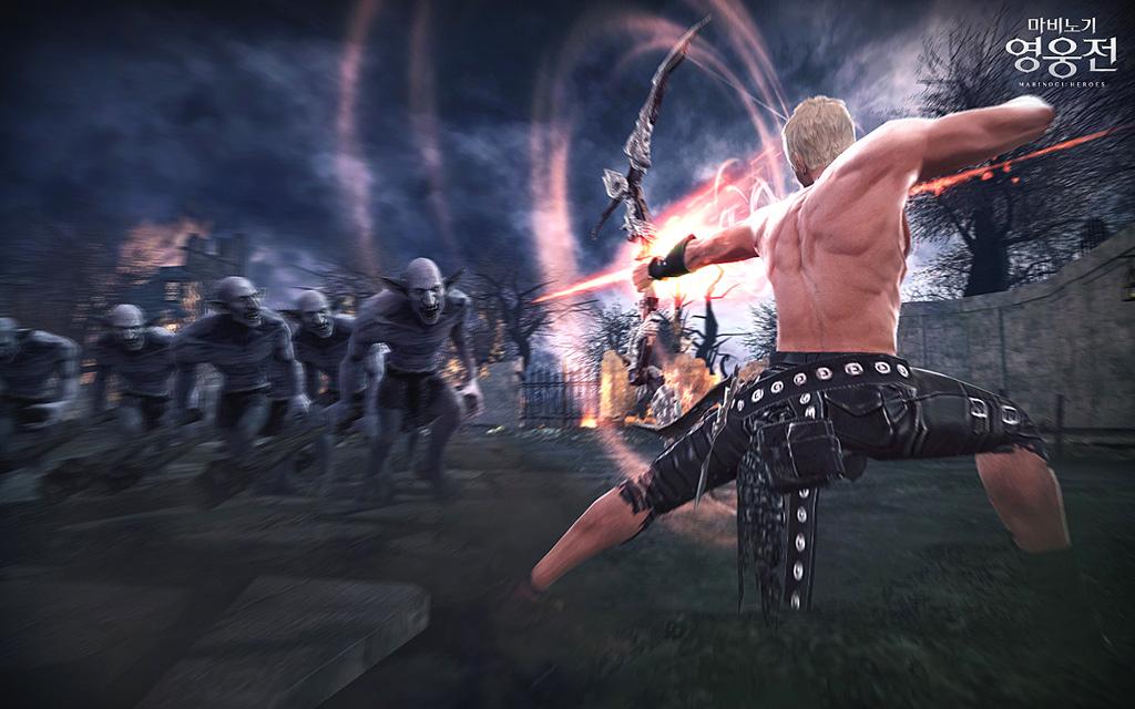 Vindictus bekommt mit Kai neuen Helden