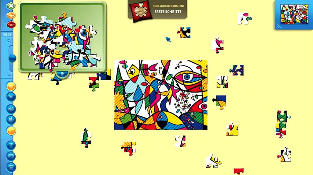 Ravensburger Puzzle Vol. 2