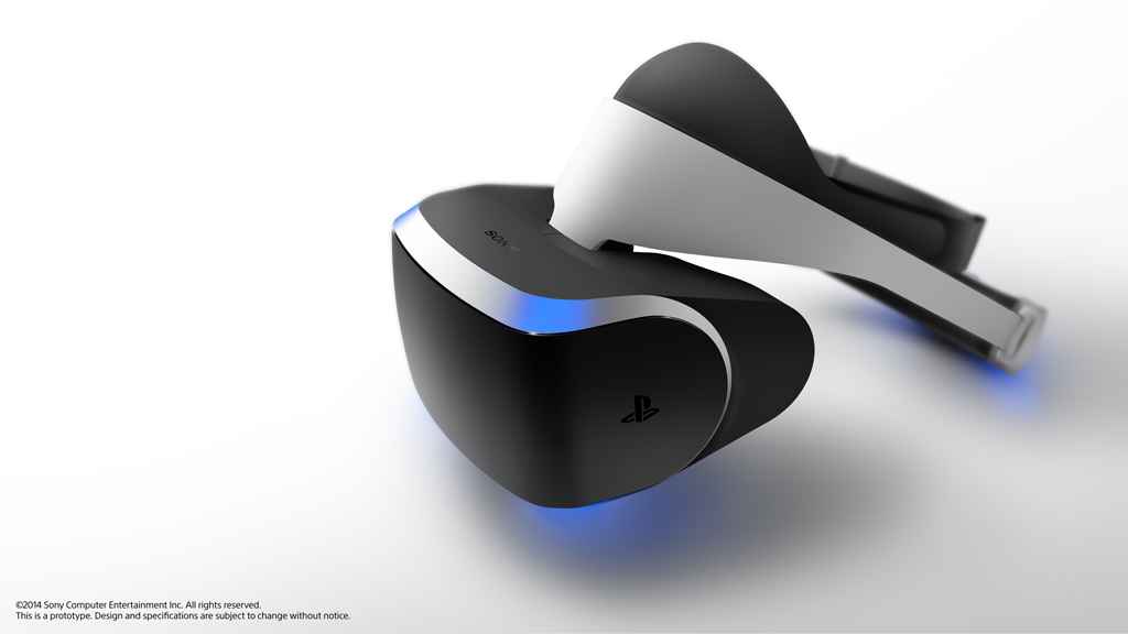 Virtual Reality für die PS4