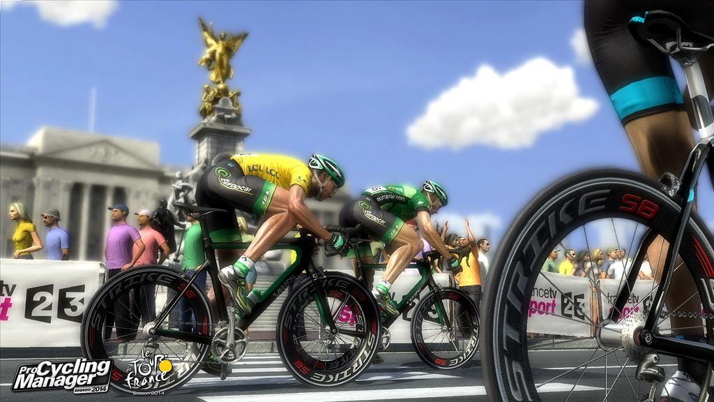 Tour de France 2014 – Der offizielle Radsport Manager