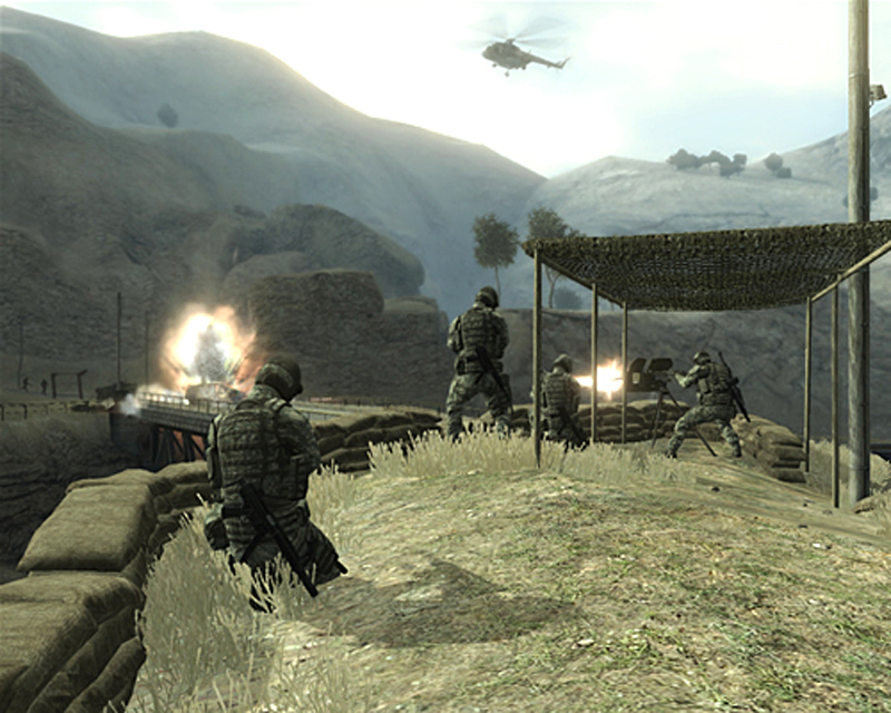 Tom Clancy´s Ghost Recon: Advanced Warfighter 2