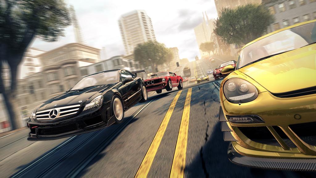 The Crew jetzt kostenlos bei Ubisoft