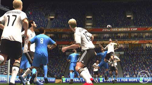 FIFA Fußball-Weltmeisterschaft 2010 Südafrika