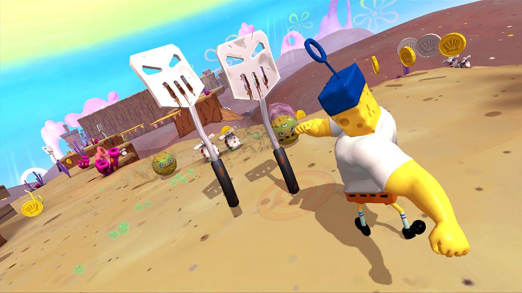 SpongeBob HeldenSchwamm (HeroPants)