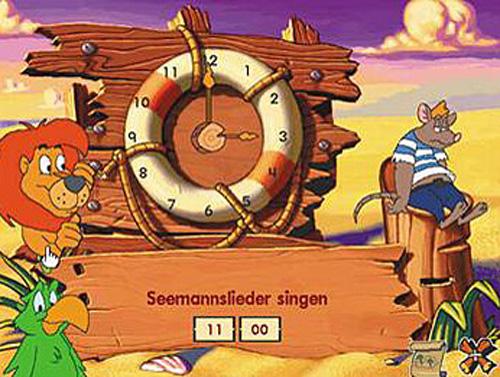 Billi Banni: Die Pirateninsel Mathe 6-9 Jahre