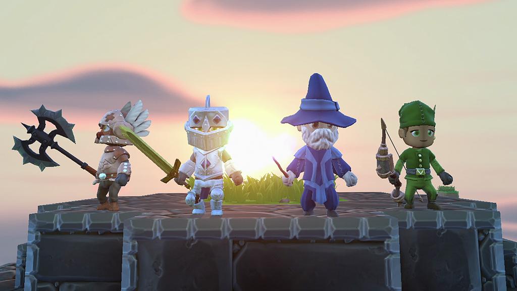 Portal Knights – kostenlose Testversion