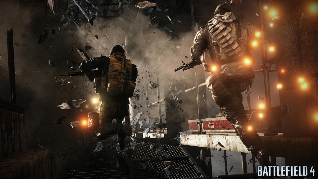 Battlefield 4 DLCs gehen auf´s Haus