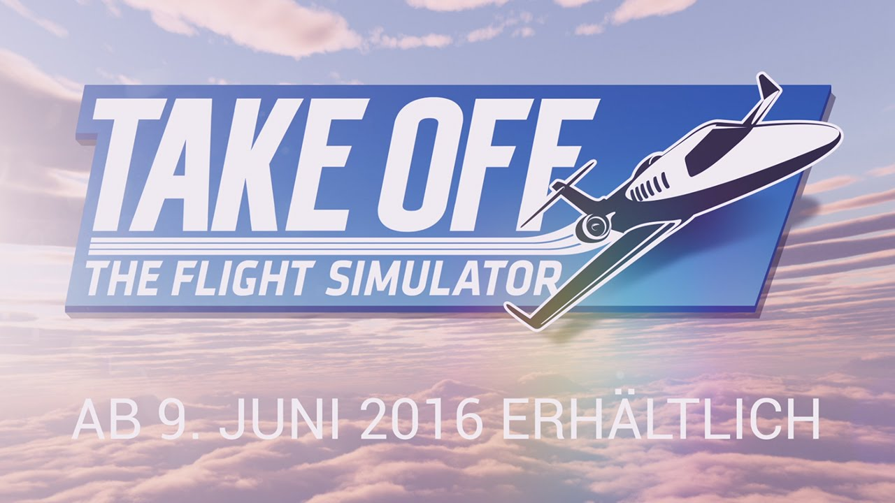 Take Off – Flight Simulator hebt bald ab