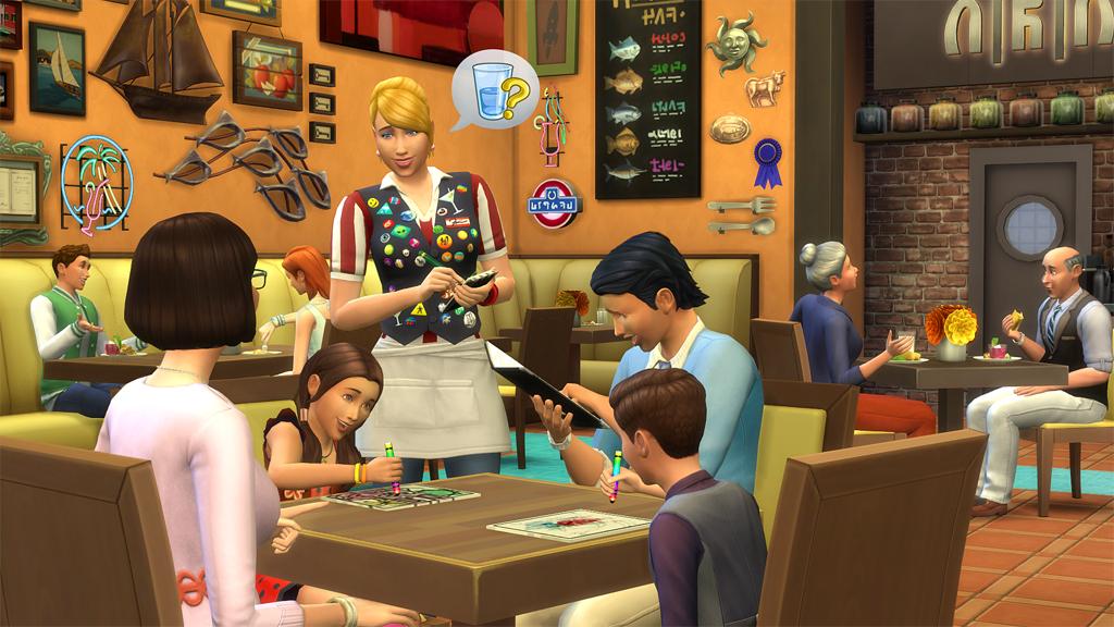 Die Sims 4: Gaumenfreuden