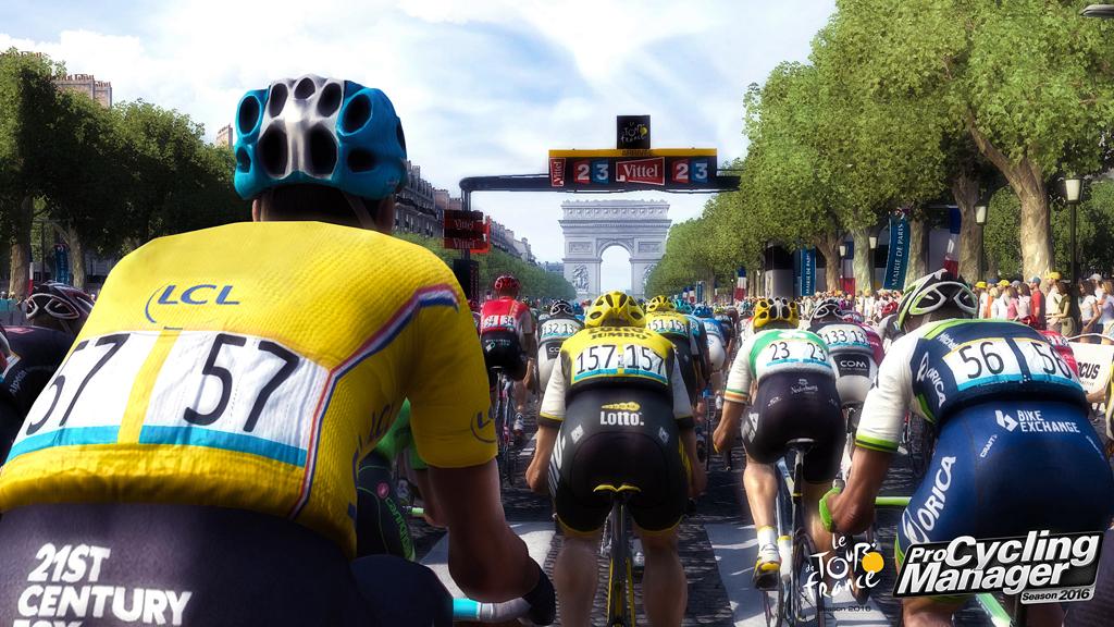 Tour de France 2016: Der offizielle Radsportmanager