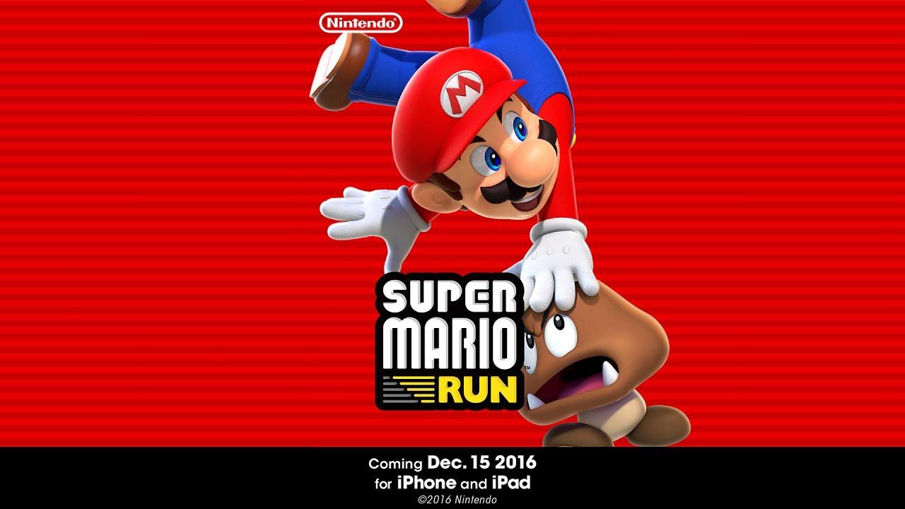 Super Mario Run kommt am 15. Dezember