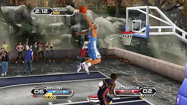 NBA Ballers