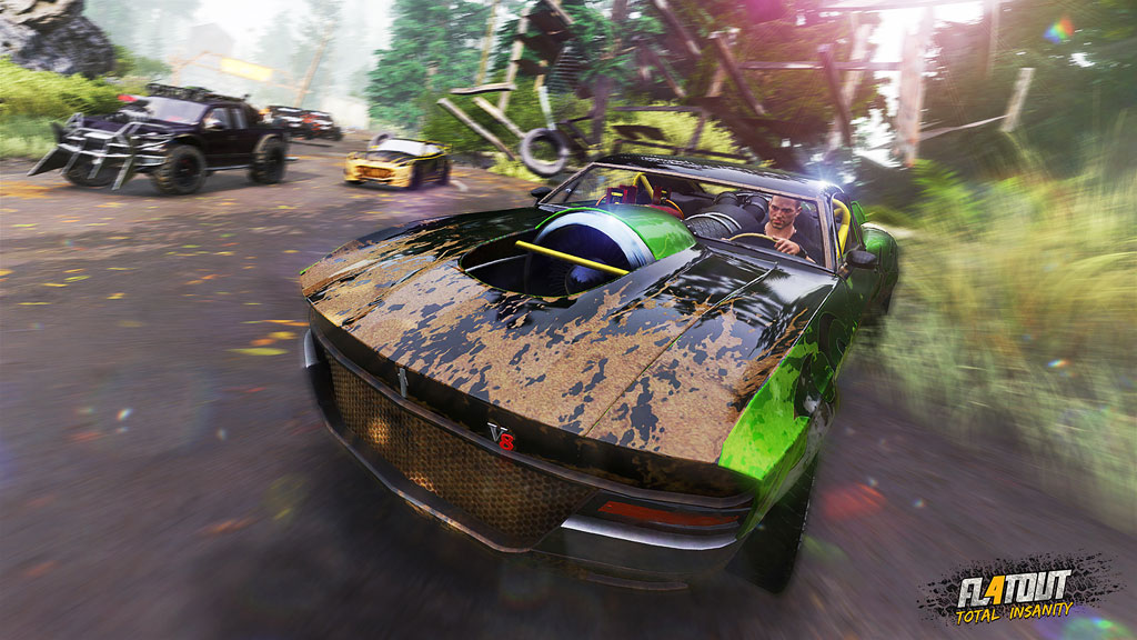 FlatOut 4 – Total Insanity