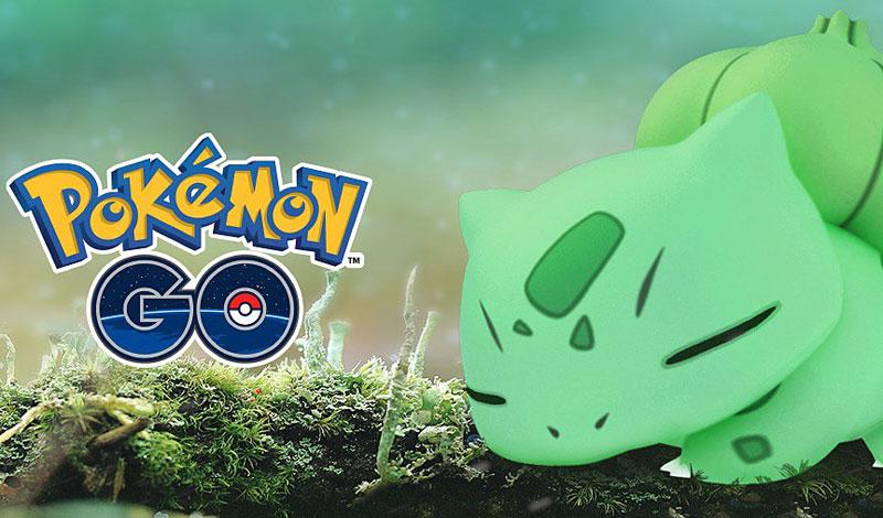 Vermehrtes Aufkommen von Pflanzen-Pokémons