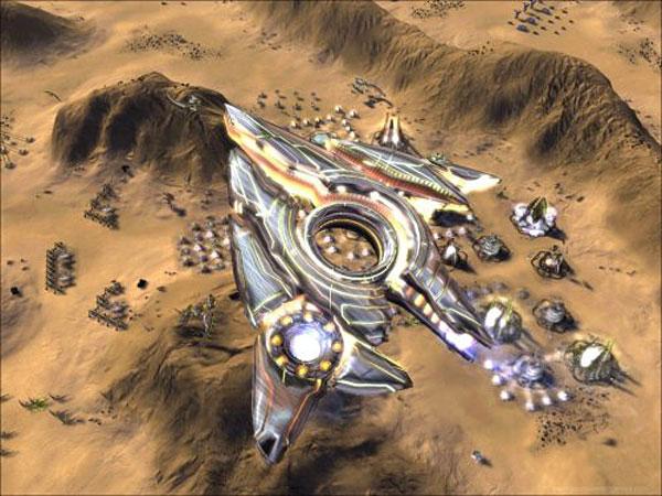 Supreme Commander – Forged Alliance
