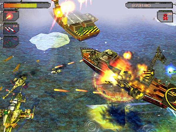 Airstrike 3D II