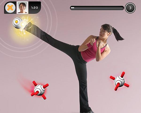 EyeToy Kinect