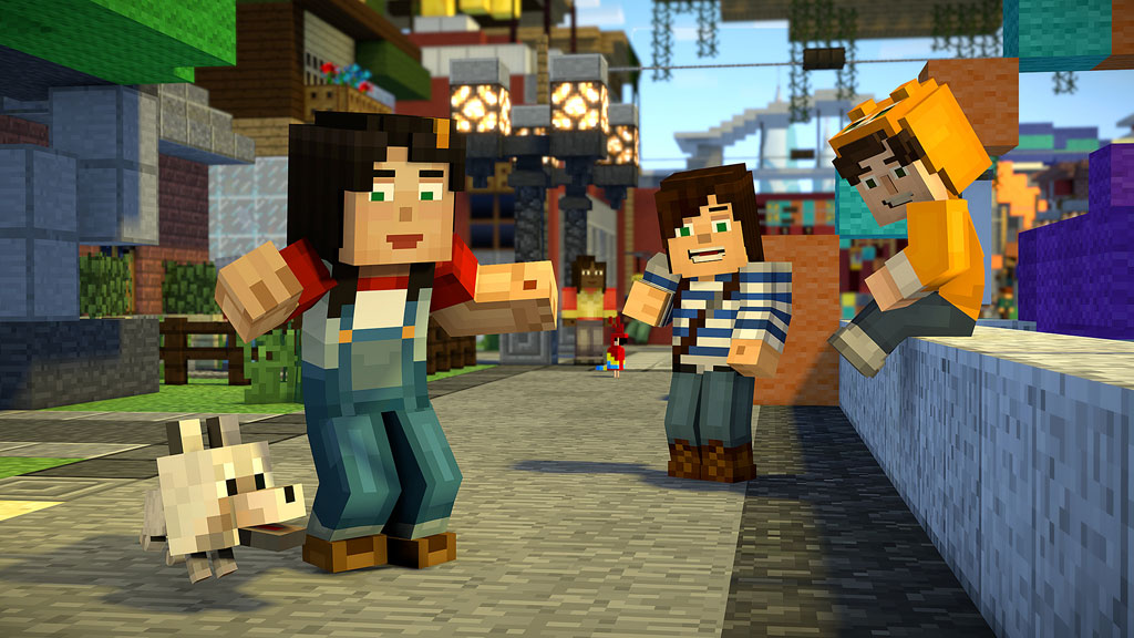 Minecraft: Story Mode – A Telltale Game