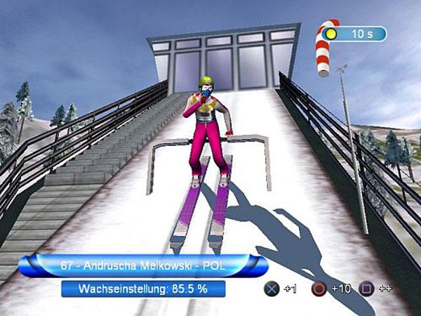 RTL Skispringen 2003