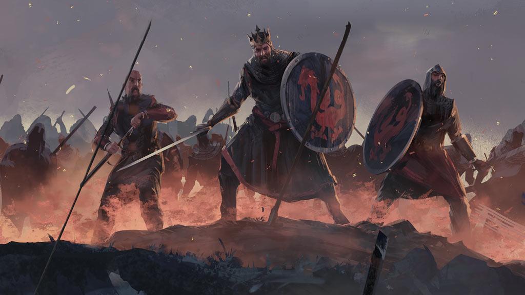 A Total War Saga – Thrones of Britannia