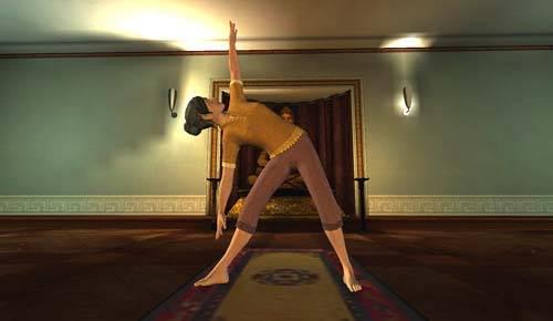 Yoga für Wii