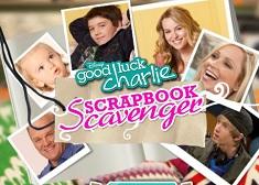Good Luck Charlie Scrapbook Scavenger - Good Luck Charlie ...