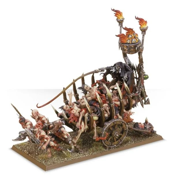 Dipped Orc Boar Chariot