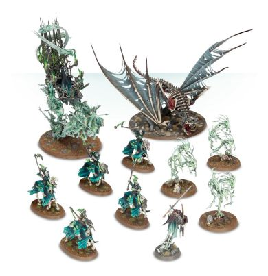 Nighthaunt Spirit Host