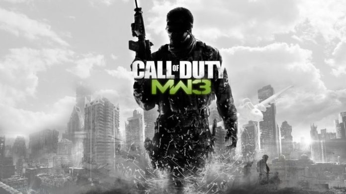 Call of Duty Modern Warfare 3 Compressed PC Game Free Download