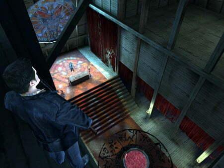 لعبة الكمبيوترMax Payne1 النسخة الكاملة