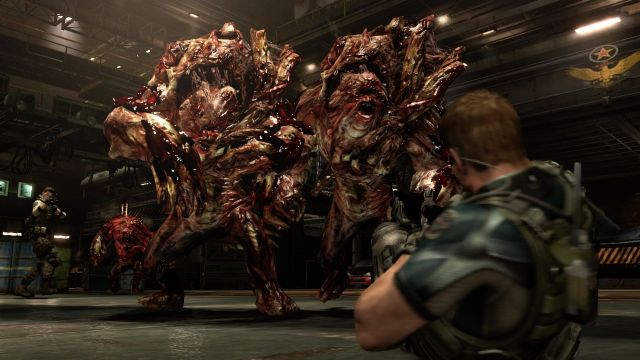 Resident Evil 6 Full Version Rip PC Game Free Download 5.3GB
