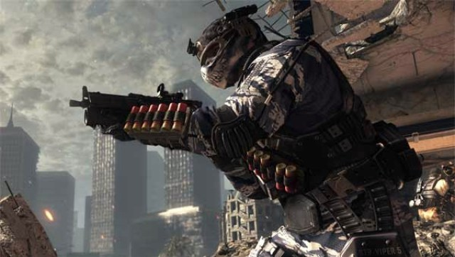 Call of Duty Ghosts PC Game Free Download Single Link