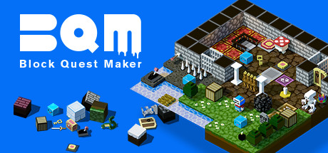 BQM BlockQuest Maker PC Game