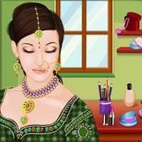 Free Indian Bride Makeup Games Makeupview Co