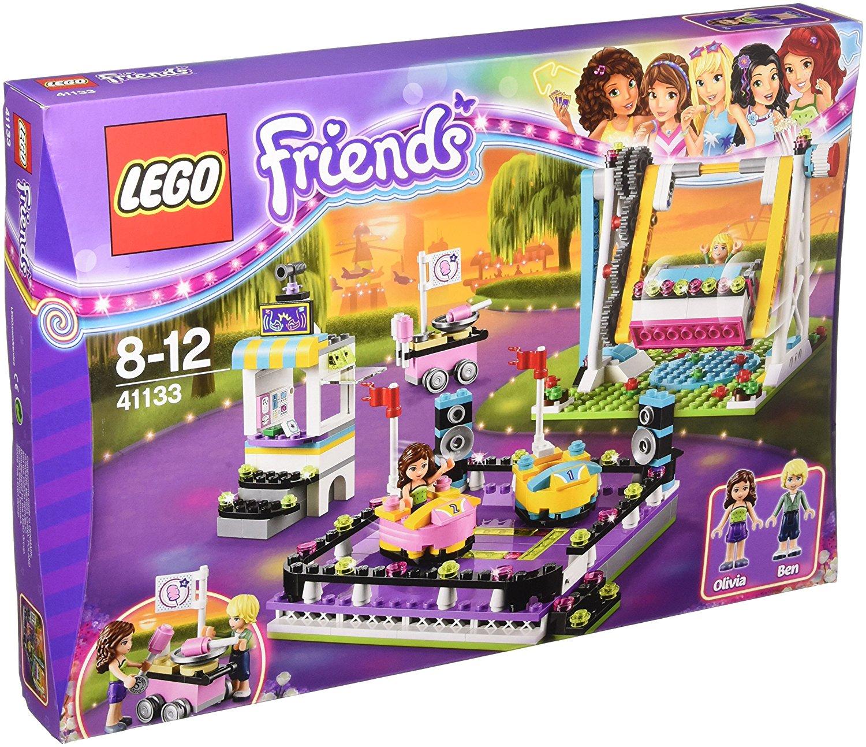 LEGO Friends 41133 Autoscooter Im Freizeitpark Neu