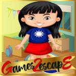 G2E Alice Home Escape HTML5