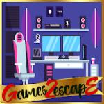 G2E Neon Room Escape HTML5