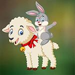 G4K Lamb And Bunny Escape